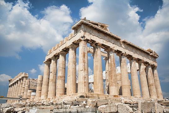 Viaja y conoce el Partenón en Atenas