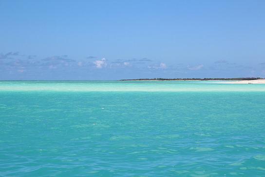 Rutas turísticas :  Islas del Caribe, Turk y Caicos