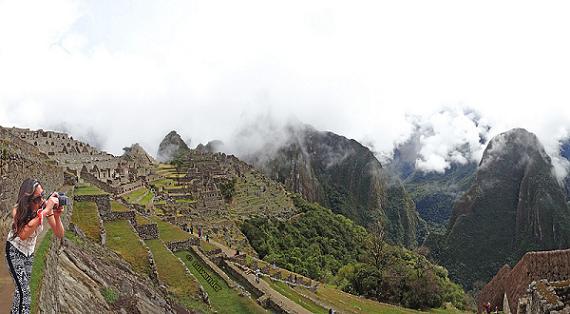 Rutas turísticas : De paseo por Sudamérica