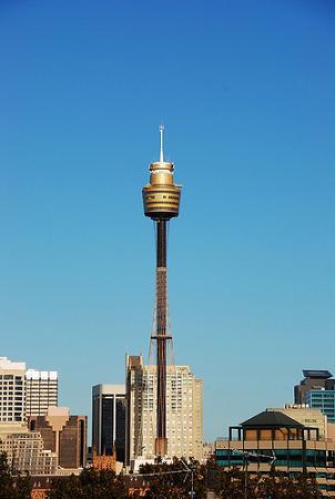 Viaja y conoce la Sydney Tower en Australia