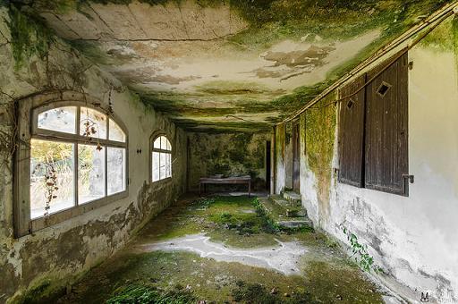 El turismo de los lugares abandonados