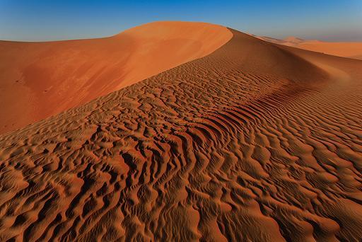 Rutas turísticas : Rub' al Khali, el lugar vacío
