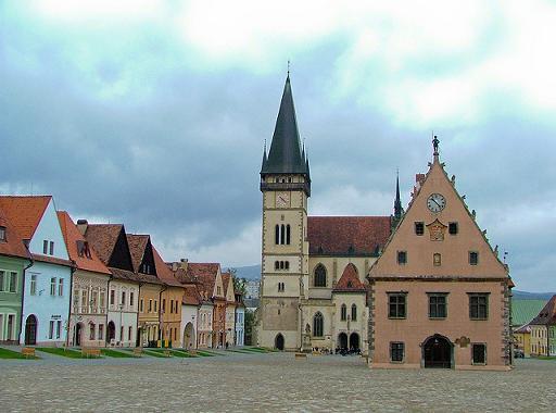 Bardejov, descubriendo Eslovaquia