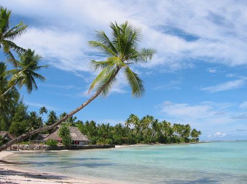 turismo Kiribati