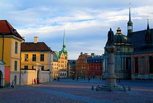 Lugares que visitar en Suecia en verano