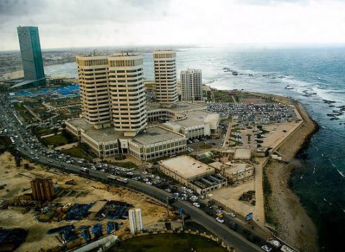 Trípoli, la ventana fenicia de África al Mediterráneo