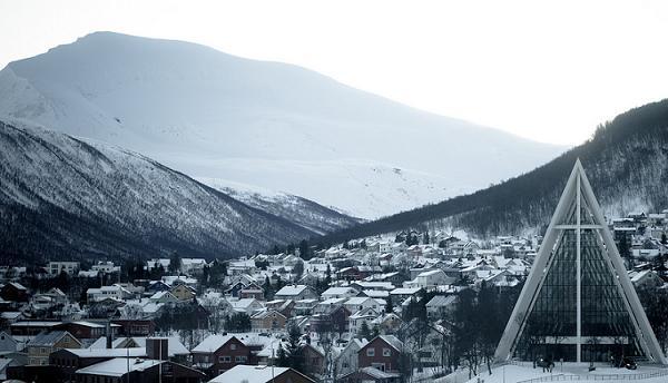 Viaja  a Tromsø,la ciudad cosmopolita en el Ártico