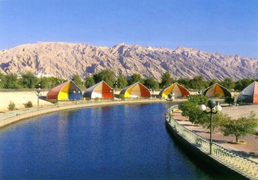 Al Ain, tierra de oasis o 'La Ciudad Jardín del Golfo'