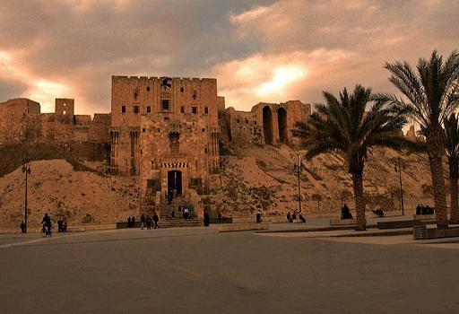Alepo turismo