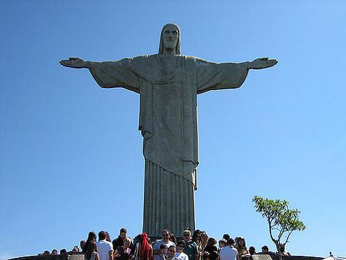 Cristo Redentor, nueva maravilla del mundo