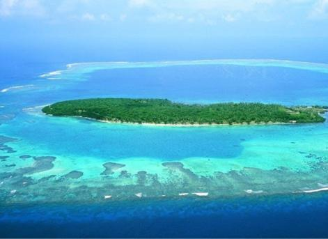 Islas Fiyi, parada obligatoria