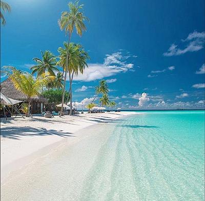 Las Maldivas, relax absoluto