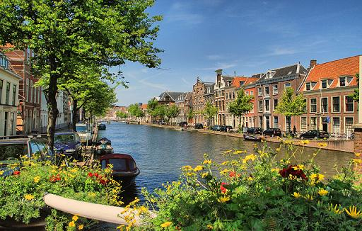El encanto de la pequeña Leiden