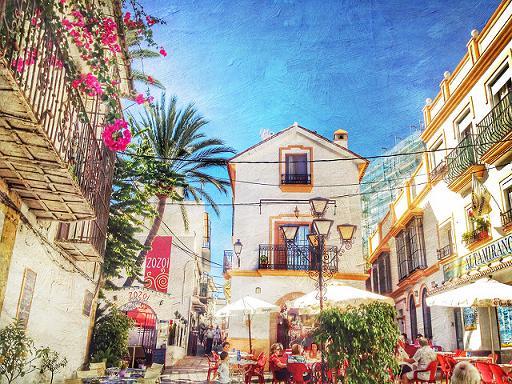 Marbella, la ciudad andaluza del glamour