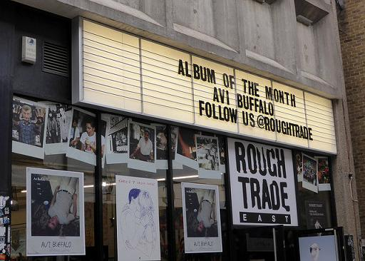 Viaja y conoce Rough Trade East