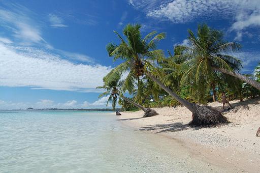 Visita Samoa, las Islas del Tesoro