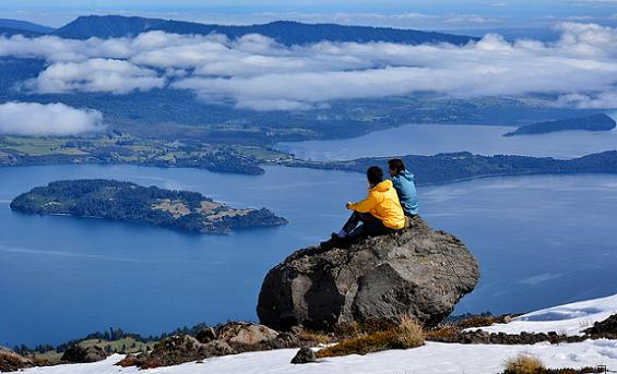 Viaja y conoce el Lago Rupanco