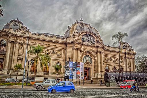 Lugares turísticos : Museo De Bellas Artes