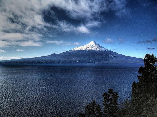 Rutas turísticas : El Lago Llanquihue