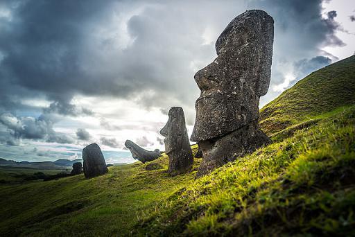 Lugares que visitar en  Rapa Nui
