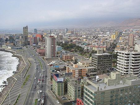 Lugares para visitar en Antofagasta