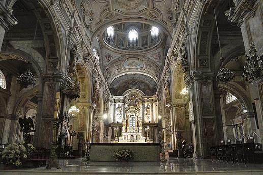 El secreto de la Catedral de Santiago