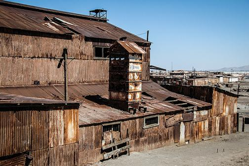 Descubre Humberstone