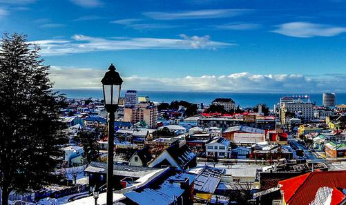Rutas turísticas : Punta Arenas