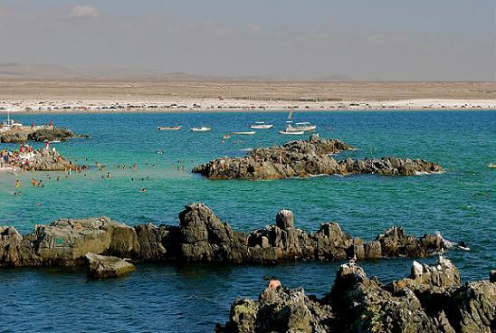 Lugares para visitar en Bahía Inglesa