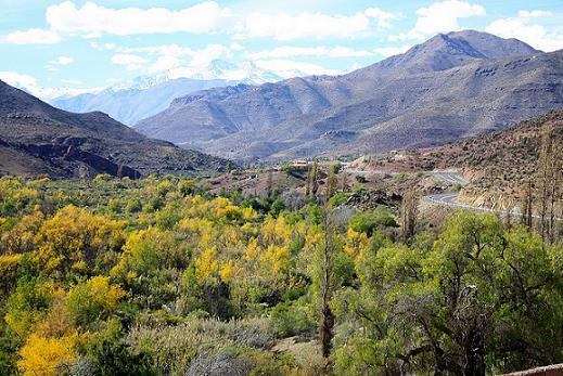 Viaja y conoce el valle de Río Hurtado