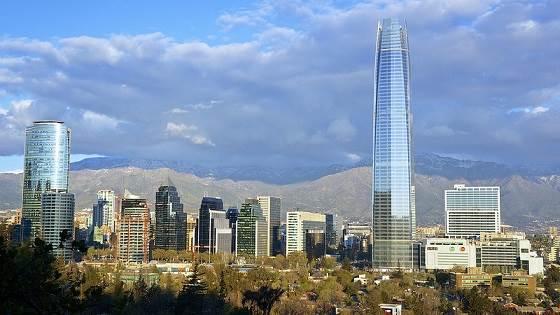 Un recorrido por Santiago de Chile