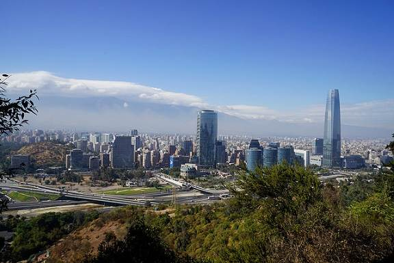Recorrido por el Cerro San Cristobal – Chile