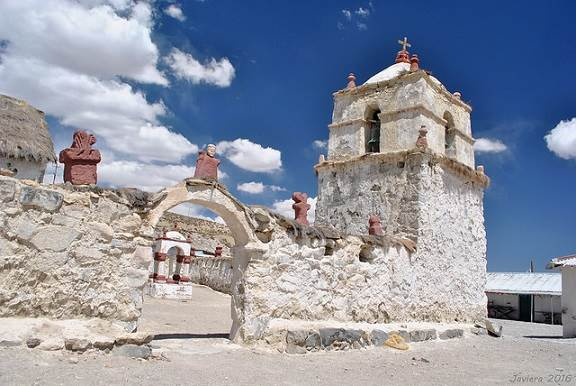 Iglesias para visitar en Chile