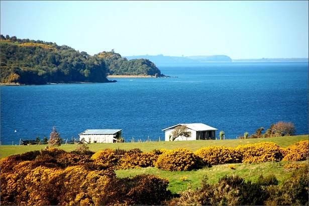 Escápate ahora a la Isla de Chiloé