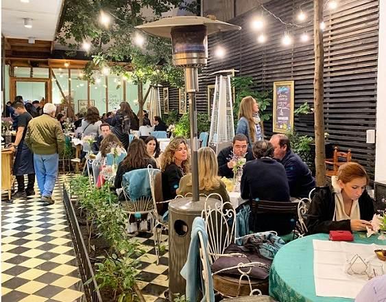 Las Mejores Cafeterías y Teterías de Santiago