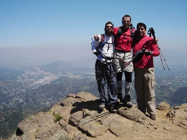 Top 5. Trekkings en Cerros Cercanos a Santiago