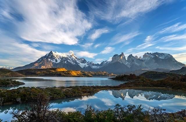 Los 5 lugares que debes visitar en la Patagonia Sur