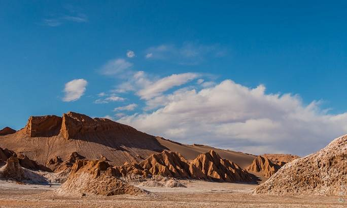 La mejor época para viajar a San Pedro de Atacama. Clima y consejos.