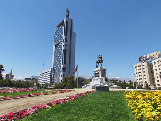 Parques y Plazas en Santiago